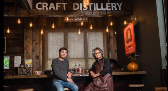 Suti Craft Distillery Owners